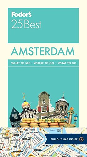 9780804143264: Fodor's Amsterdam 25 Best (Full-color Travel Guide)