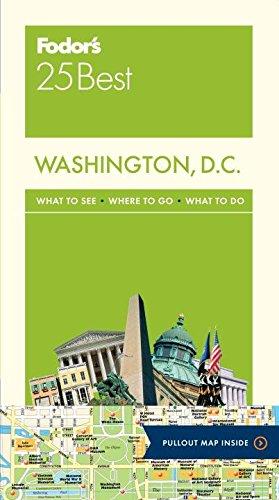9780804143301: Fodor's Washington, D.C. 25 Best (Full-color Travel Guide)