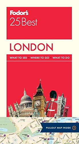 9780804143318: Fodor's London 25 Best (Full-color Travel Guide)