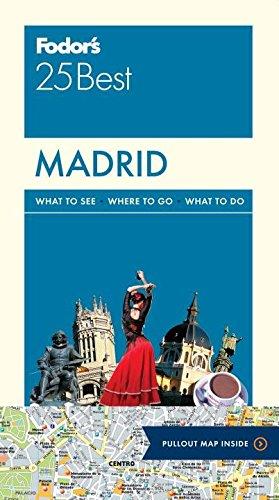 9780804143462: Fodor's Madrid 25 Best (Full-color Travel Guide)