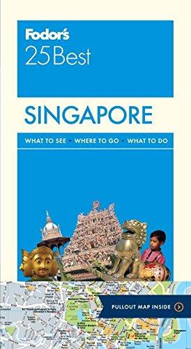 9780804143493: Fodor's Singapore 25 Best (Full-Color Travel Guide)