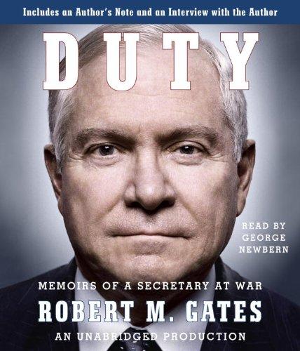 9780804148627: Duty: Memoirs of a Secretary at War