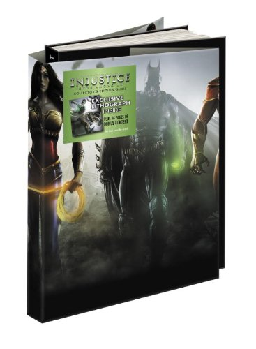 9780804161237: Injustice: Gods Among Us Collector's Edition: Prima Official Game Guide
