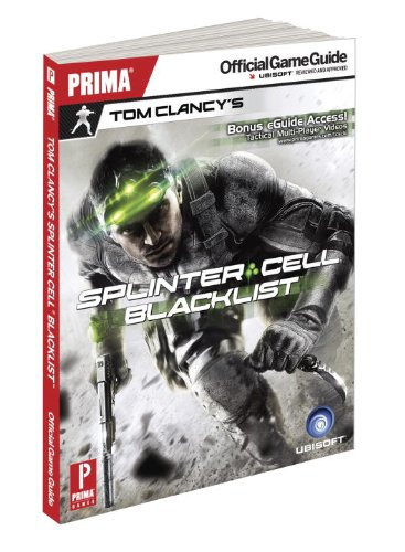9780804161336: Tom Clancy's Splinter Cell Blacklist: Prima Official Game Guide