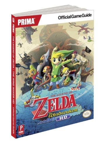 9780804161350: The Legend of Zelda: The Wind Waker: Prima Official Game Guide