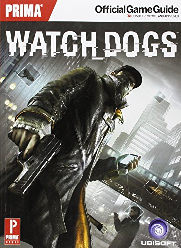9780804161435: Watch Dogs (Prima Official Game Guides)