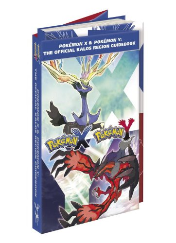 Pokemon X & Pokemon y The Official Pokemon Strategy Guide 9780804161992 Here's what you'll find inside: · Premium hardcover binding—dust jacket includes region map! · A complete walkthrough of all the Gym Bad
