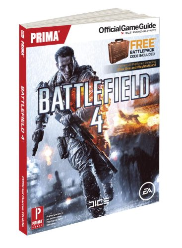 9780804162142: Battlefield 4 Official Game Guide