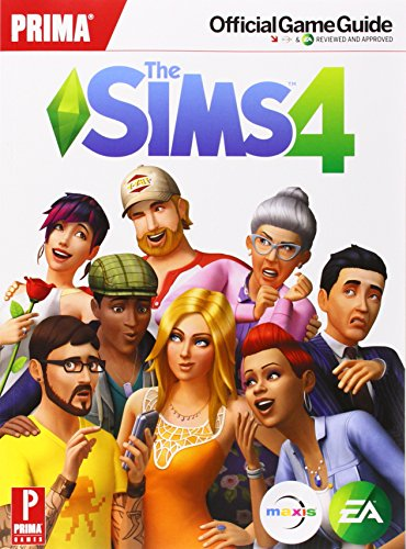 9780804162197: The Sims 4: Prima Official Game Guide (Prima Official Game Guides)