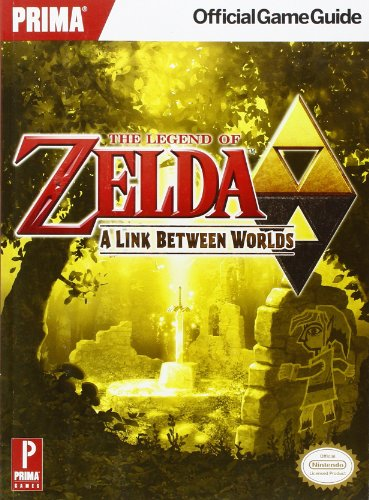 9780804162210: The Legend of Zelda: A Link Between Worlds: Prima Official Game Guide