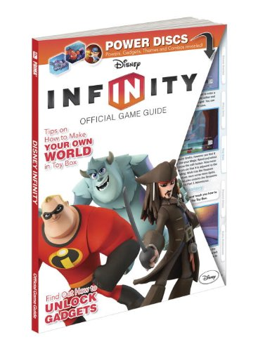 9780804162371: Disney Infinity: Prima Official Game Guide (Prima Official Game Guides)