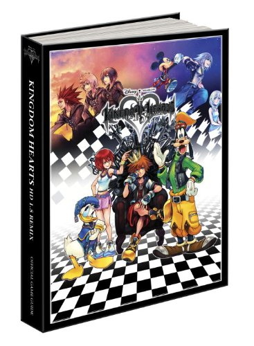 9780804162654: Kingdom Hearts HD 1.5 Remix: Prima Official Game Guide