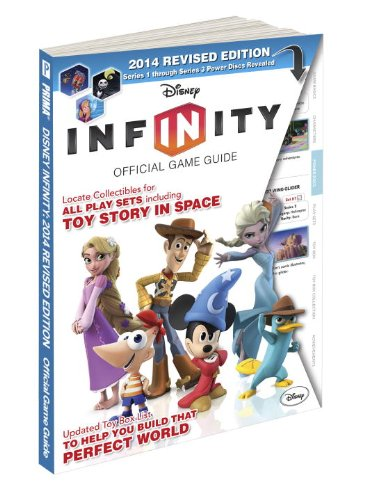 9780804162739: Disney Infinity: Prima Official Game Guide