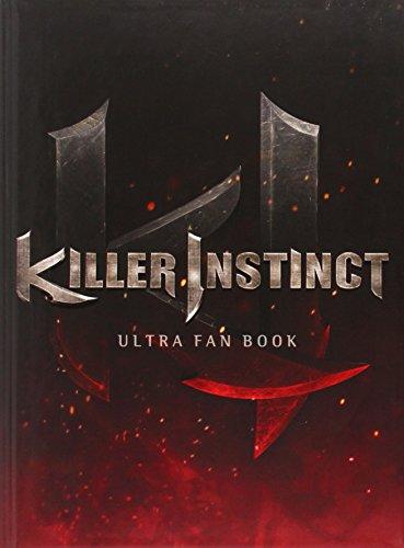 Killer Instinct: Ultra Fan Book: Parbhoo, Reepal; Menoutis, Bill
