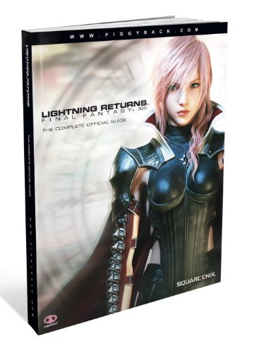9780804162852: Lightning Returns: Final Fantasy XIII: The Complete Official Guide