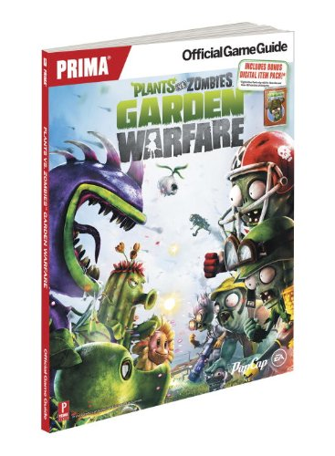 9780804162876: Plants vs Zombies Garden Warfare: Prima Official Game Guide