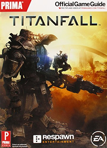 9780804162906: Titanfall: Prima Official Game Guide (Prima Official Game Guides)