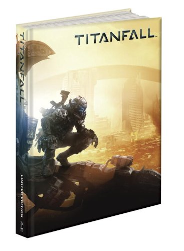 9780804162937: Titanfall Limited Edition: Prima Official Game Guide