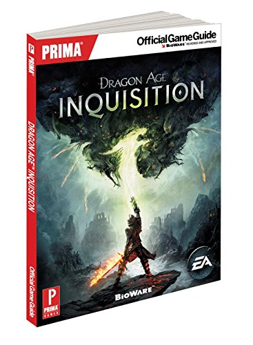 Dragon Age Inquisition: Prima Official Game Guide: Knight, David & Musa, Alexander