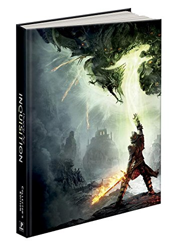 Dragon Age Inquisition Collector's Edition: Prima Official Game Guide