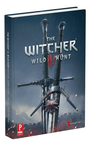 9780804162982: The Witcher 3:  Wild Hunt Collector's Edition: Prima Official Game Guide