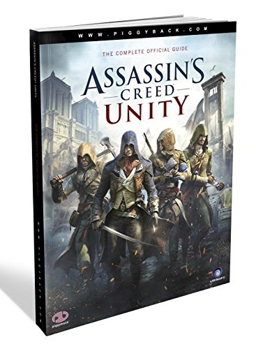 9780804163408: Assassin's Creed Unity: Prima Official Game Guide