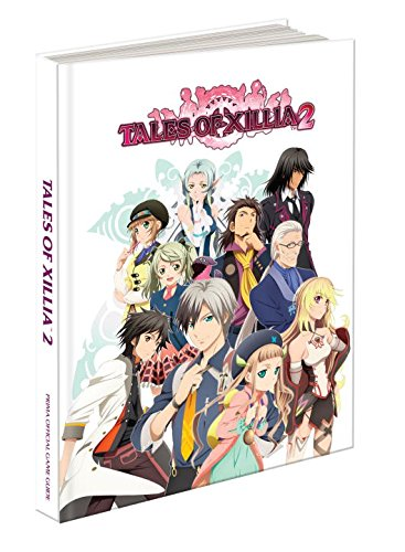 Tales of Xillia 2: Prima Official Game Guide