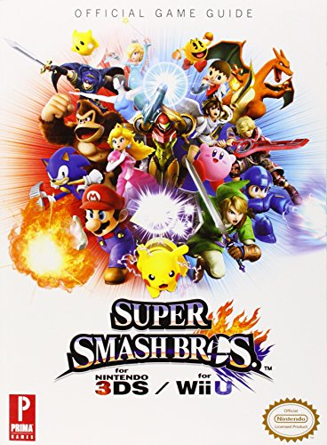 9780804163569: Super Smash Bros. Wii U and 3DS: Prima Official Game Guide (Prima Official Game Guides)