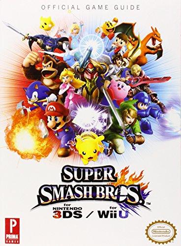 9780804163569: Super Smash Bros. WiiU/3DS: Prima Official Game Guide