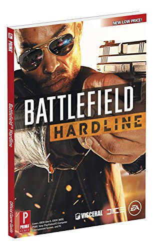 9780804163606: Battlefield Hardline: Prima Official Game Guide