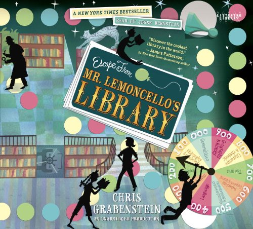 9780804168083: Escape from Mr. Lemoncello's Library