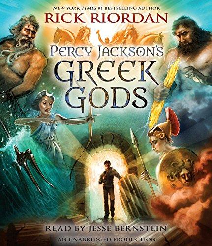 Percy Jackson's Greek Gods: Riordan, Rick