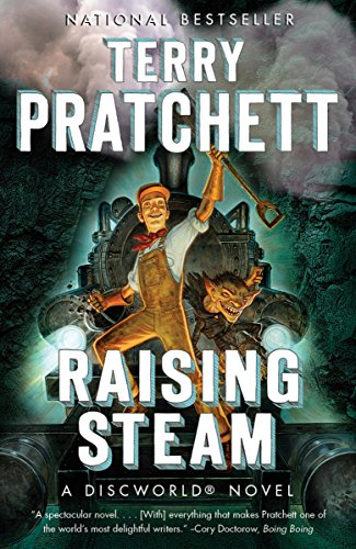 9780804169202: Raising Steam (Discworld)