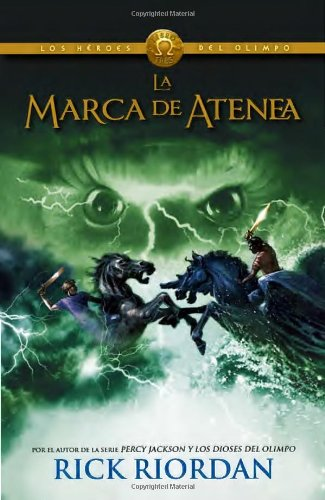9780804169479: La Marca de Atenea = The Mark of Athena (Los Heroes Del Olimpo)