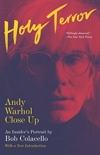 9780804169868: Holy Terror: Andy Warhol Close Up