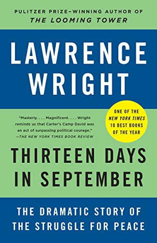 9780804170024: Thirteen Days in September: The Dramatic Story of the Struggle for Peace