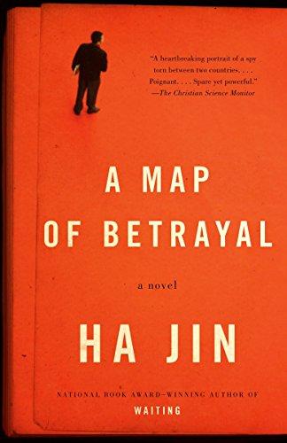 9780804170369: A Map Of Betrayal (Vintage International)