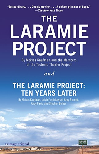 9780804170390: The Laramie Project and The Laramie Project - Ten Years Later