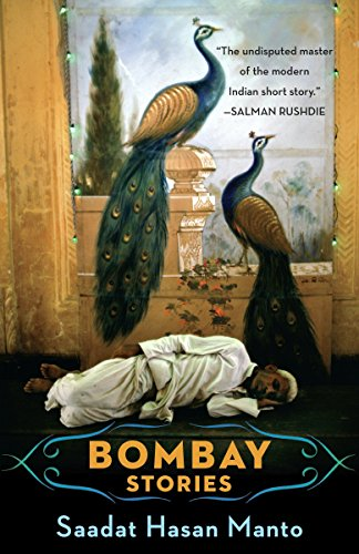 Bomday Stories ***UNCORRECTED PROOF***: Manto, Saadat Hasan;