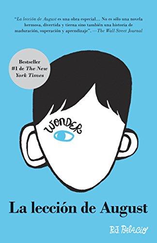 9780804171120: La lección de August: Wonder (Spanish-language Edition) (Spanish Edition)