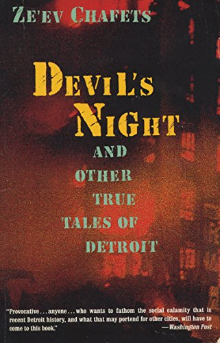 9780804171403: Devil's Night: And Other True Tales of Detroit