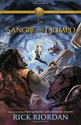 9780804171687: La sangre de Olimpo / The Blood of Olympus