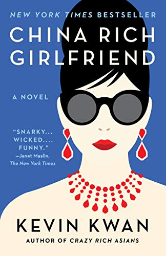 9780804172066: China Rich Girlfriend