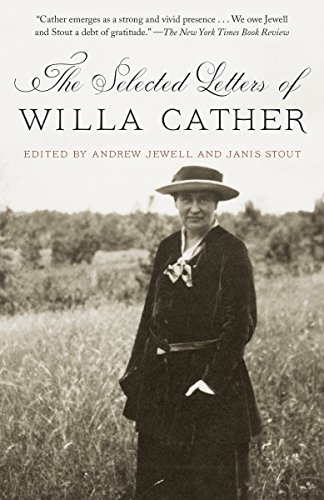 9780804172271: The Selected Letters of Willa Cather