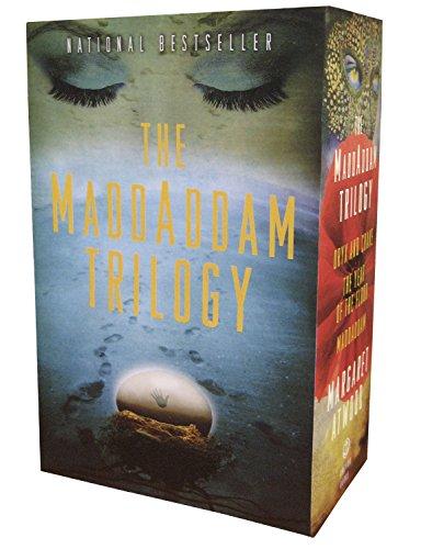 9780804172318: MADDADDAM TRILOGY BOX: Oryx & Crake; The Year of the Flood; Maddaddam
