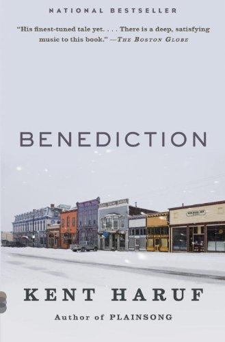 9780804172745: Benediction (Vintage Contemporaries)