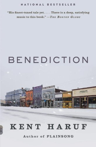 9780804172745: Benediction (Vintage Contemporaries)