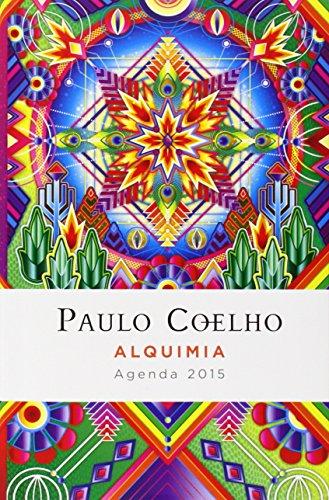 9780804173230: Alquimia: Agenda 2015 Paulo Coelho