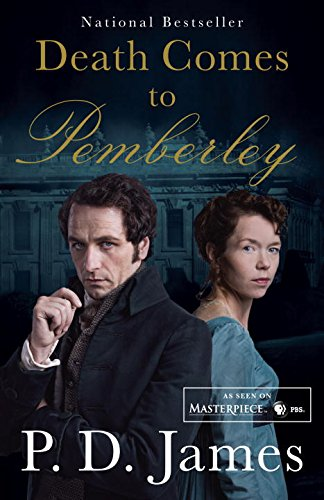 9780804173575: Death Comes to Pemberley (Movie Tie-In Edition)