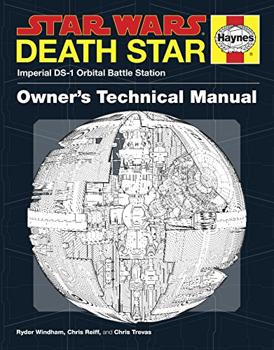 9780804176613: Death Star Owner's Technical Manual: Star Wars: Imperial DS-1 Orbital Battle Station